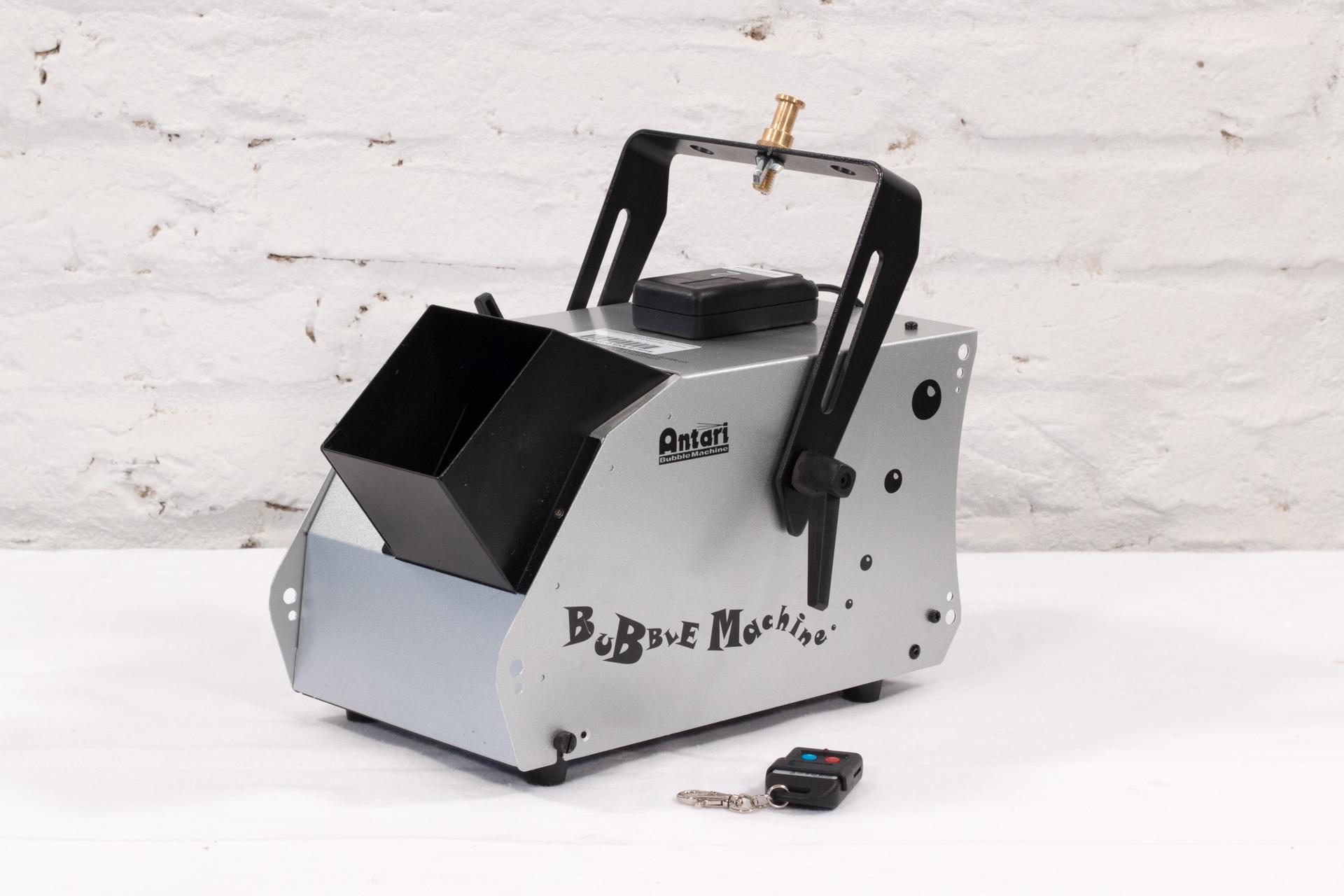 Antari B-100 Seifenblasenmaschine Bühnenbeleuchtung & -effekte Veranstaltungs- & Dj-equipment